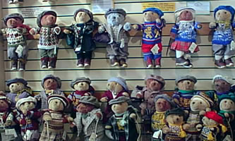 Bears in Shop