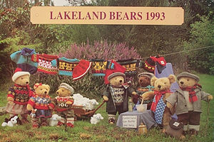 1993 Catalogue Poster